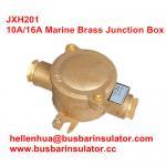 Buy cheap marine waterproof box JXH201 ip65 brass aluminum junction box from wholesalers