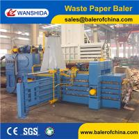 Buy cheap Y82W-50A China Good Quality Waste Paper/cardboards Balers from wholesalers