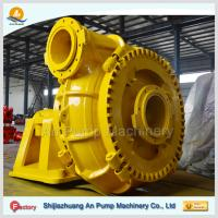 Buy cheap 6 inch Sand Pump Manufacture of River Using Sand Gravel Pump from wholesalers