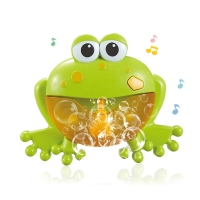 Buy cheap Lightweight Bath Time Bubble Frog , Silicone Fun Bath Toys For Babies from wholesalers
