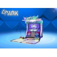 Buy cheap Indoor Coin Amusement Game Machine 55 Dance Central 3 Vivid Color HD LCD Screen from wholesalers
