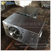 Wholesale 3NB-1600HL Triplex Mud Pump Module Discharge Suction Fliud End Module NB1602.01.01.00 from china suppliers