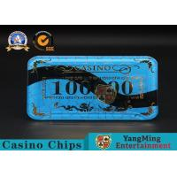 Wholesale Gambling Products Plastic Bargaining Chip Shape For Entertainment Club from china suppliers