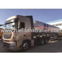 Buy cheap Inline Six Cylinder 560 Hp Power LPG Tank Trailer 61.9CBM Available Capacity from wholesalers