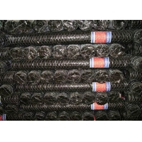 Buy cheap Chicken 50m Hot Dipped Galvanized Hexagonal Wire Mesh from wholesalers