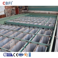 Buy cheap 100 Tons Salt Water Ice Block Making Machine For Port Dock from wholesalers