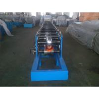 Buy cheap Half Round Gutter Forming Machine, Hydraulic Cutting Steel Gutter Forming Machine from wholesalers