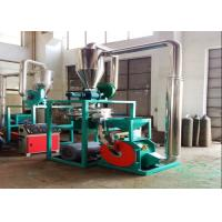 China Small PVC Pulverizer Machine Turbine 500 Adjustable Fineness Dust Collection on sale