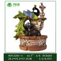 Buy cheap Resin Peacock Water Fountain from wholesalers