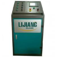 Buy cheap Manual Argon Gas Filling Machine For Making Double Glazing Glass from wholesalers