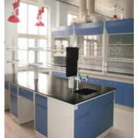 Buy cheap Modern School Chemical Laboratory Furniture Double Skinned To Reduce Noise Level from wholesalers