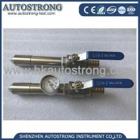 Buy cheap IP Waterproof IEC60529 Standard IPX5 IPX6 Hose Nozzle Test Device from wholesalers