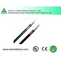 Buy cheap Insulation Material and PVC Jacket RG 59 coaxial cable from wholesalers