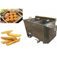 High Production Industrial Deep Fryer With Filtration System HRS150 Manufactures