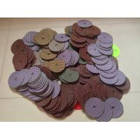 Buy cheap Honeycomb Hand Held Concrete Dry Polishing Pads from wholesalers
