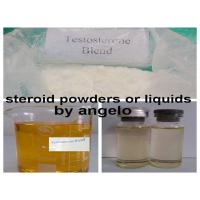 300mg/ml Testosterone Blend Oiled Steroids Sustanon 250 For Bodybuilding Manufactures