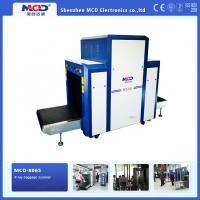Quality 12 Bit Deep X Ray Sensor Airport Baggage Scanner with 80 Degree Generate Angle for sale