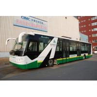 Buy cheap Anti - Slip Low Floor Tarmac Coach Apron Bus With IATA Standard from wholesalers