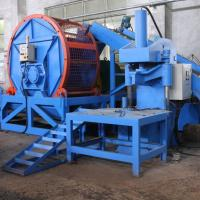 Wholesale Single Shaft Tyre Rubber Recycling Equipment Three Phase 380V 50Hz from china suppliers