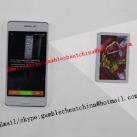 Buy cheap Newest CVK 500 Samsung india cut/out game poker analyzer/edge marked cards/magic trick/casino cheat/poker cheating from wholesalers