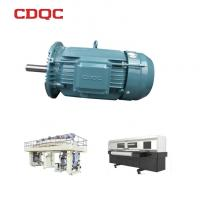 Wholesale Textile Cast Iron High Temp Electric Motor , High Frequency Induction Motor 7hp from china suppliers