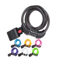 Buy cheap Five - Digit Code Anti Theft Lock , Multicolored Bicycle Password Lock from wholesalers