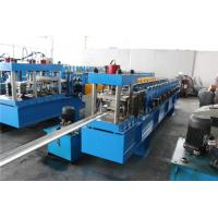 Wholesale Wall Board  Shutter Roll Forming Machine without Punching 56mm Shaft from china suppliers