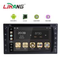 Buy cheap Multipoint Screen Double Din Dvd Player , PX6  8core Android Car Dvd Player Gps Navigation from wholesalers