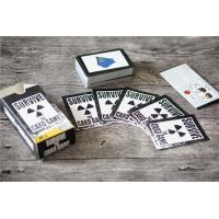 Buy cheap CMYK / PMS Color Psychic Tarot Cards , Personal Logo Printable Oracle Card Decks from wholesalers