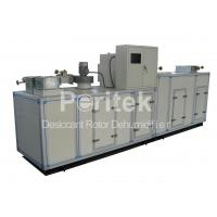 Low Temperature Industrial Air Dehumidifier Systems With Air Conditioner 17.2t/h Manufactures