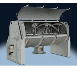 Buy cheap Food Mixing Tanks Horizontal Powder Ribbon Mixer , Liquid Powder Mixing Equipment from wholesalers