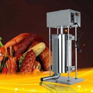 Food Grade Sausage Hot Dog Filling Making Stuffing Machine Manufactures
