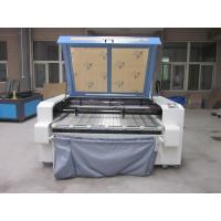 Buy cheap Laser Fabric Cutter CO2 Laser Cutting Engraving Machine , Laser Power 100W from wholesalers