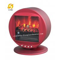 Wholesale Portable Indoor Rotating Fireplace Home Decorators Electric Fireplace 2000W from china suppliers