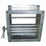 Buy cheap Manual Volume Control Damper, Rectangular Type from wholesalers