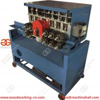 Wholesale Automatic wooden toothpick making machine for sale in factory price China supplier from china suppliers