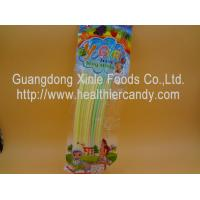 Buy cheap Multi Fruit Flavor Long CC Stick Candy / Sweets Lowest Calorie Candy Bar product