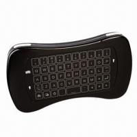 Buy cheap Keyboard and mouse combos for smart TV remote control from wholesalers
