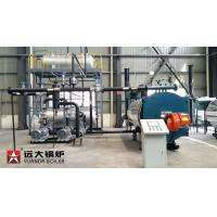 Buy cheap Competitive Gas Fire Thermal Oil Heater Price For Timber Drying from wholesalers
