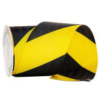 Buy cheap Heat Transfer Air Port 38MM Yellow & Black Warning Bands from wholesalers