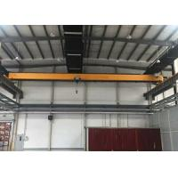 Buy cheap LDX 2T 15M Single Girder Overhead Cranes With 380/440V Voltage from wholesalers