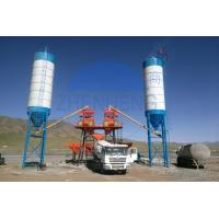 Buy cheap Fixed Type Stationary Concrete Batching Plant Ready Mix For Building 3.8m Height from wholesalers