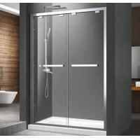 Buy cheap Easily DIY Installation Aluminum Shower Enclosure , Shower Aluminum Frame from wholesalers
