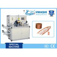 MF DC Automatic Electrical Welding Machine For 10 Sqmm Copper Braided Wire Manufactures