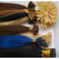 Buy cheap Hair Extension (Nail Hair ,Stick Hair ,Per-bonded Hair) from wholesalers