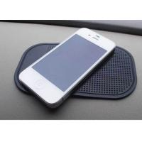 China Cell Phone Non Slip Pad For Car Dash Antibacterial , Dustproof Dashboard Anti Slip Pad on sale