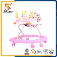 Buy cheap 2016 china children multifunction baby walker with 2 brakes as christmas gift for kids from wholesalers