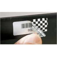 Buy cheap Waterproof Warranty Seal Sticker / VOID Label Stickers Galssine Paper from wholesalers
