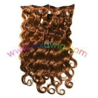 Synthetic Clip-in Hair Extension (HXD-HE068) Manufactures