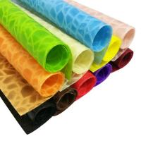Buy cheap Colorful Embossed polypropylene Nonwoven Embossed Fabric For Flower Wrapping,bag from wholesalers